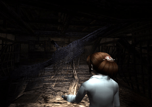 Fatal Frame | Himuro Mansion Entrance