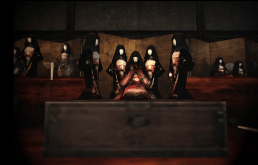 Fatal Frame | Doll Display