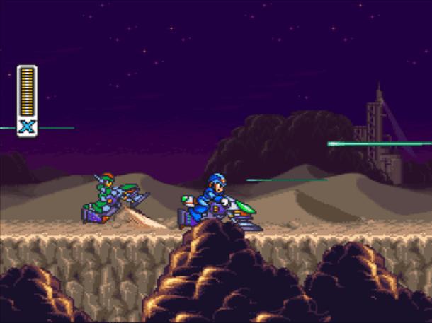 Mega Man X2 - oprainfall