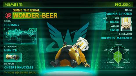 The Wonderful 101 | Wonder-Beer