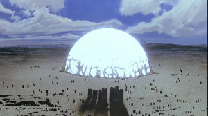 Akira Explosion