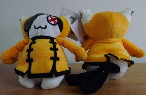 BlazBlue Plush