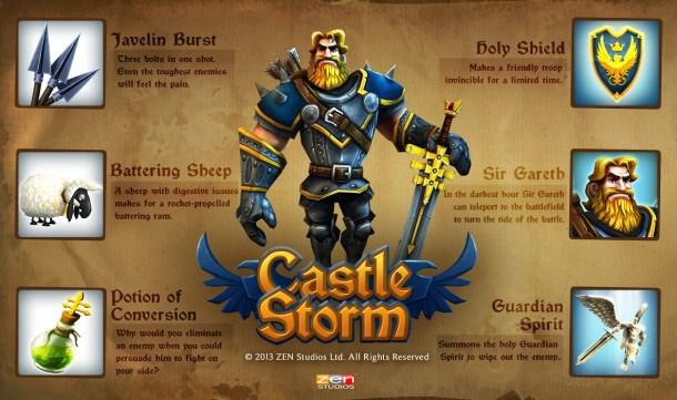 CastleStorm | Knight