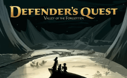 Defender's Quest - Title Screen | oprainfall