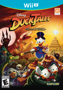 DuckTales Remastered | Box Art (Wii U)