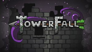 Towerfall Logo