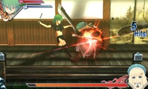 Senran Kagura Burst Screenshot 3