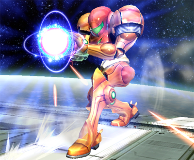 Smashing Saturdays | Samus