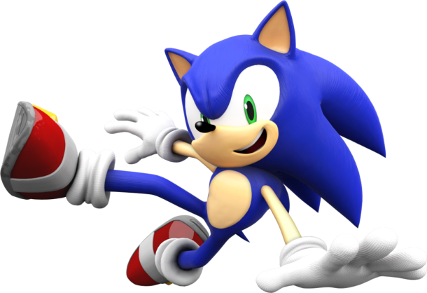 Sonic Lost World 3DS | Sonic