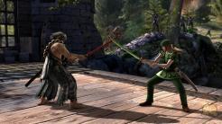 Soul Calibur Lost Swords Screens