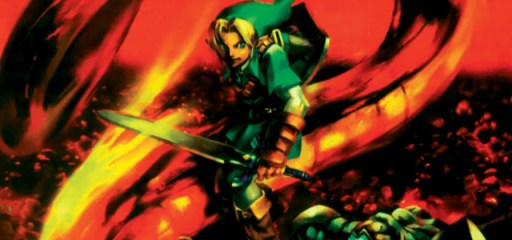 The Legend of Zelda: Ocarina of Time Art