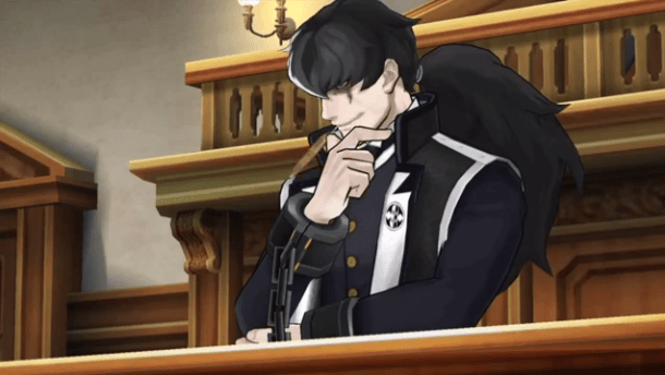 Phoenix Wright: Ace Attorney - Dual Destinies | Blackquill