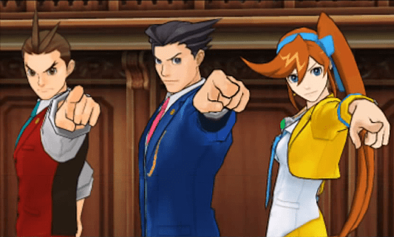Phoenix Wright: Ace Attorney - Dual Destinies | Team