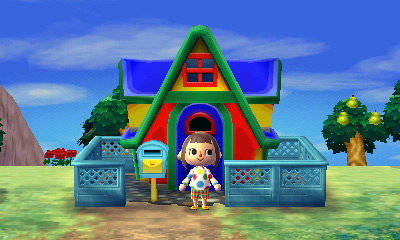 Animal Crossing: New Leaf - At Home | oprainfall