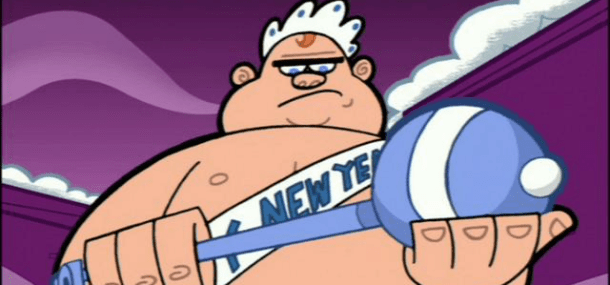 Baby New Year: Fairly Oddparents - Special Wrap-Up: 2013 Edition | oprainfall