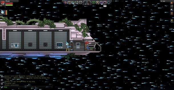 Starbound   Hyperspace