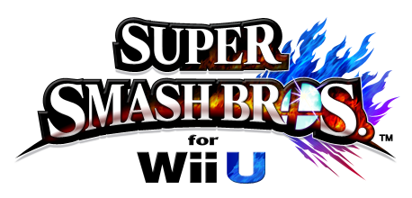 Super Smash Bros Wii U Logo