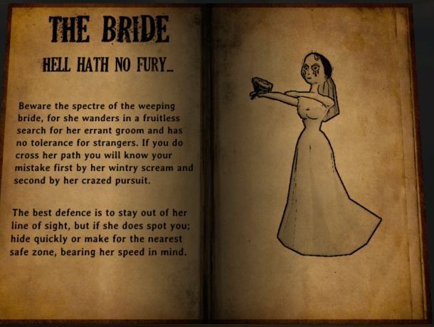 The Grave Digger | The Bride