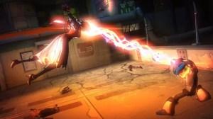 Yaiba: Ninja Gaiden Z - Beck from Mighty No. 9 02 | oprainfall