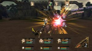 Atelier Escha & Logy | Combat