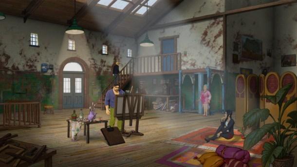 Broken Sword 5   Hobb's Studio