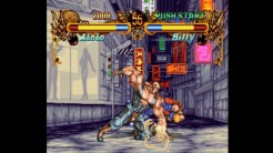 Double Dragon Abobo | Crush Billy