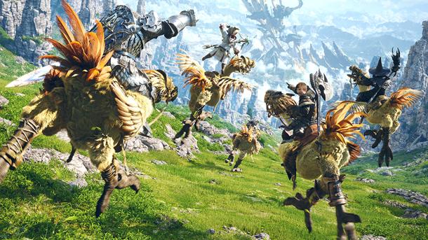 Final Fantasy XIV: A Realm Reborn | oprainfall