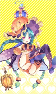 Genkai Totsuki Moero Chronicle - Jack O' Lantern