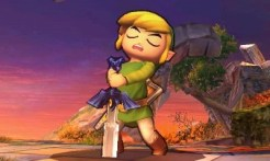 Super Smash Bros 3DS | Pulling Out the Master Sword