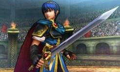 Super Smash Bros 3DS | Marth Battle-Ready