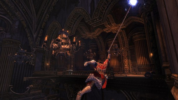 Castlevania: Lords of Shadow | Grappling
