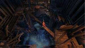 Castlevania: Lords of Shadow | Balancing Board