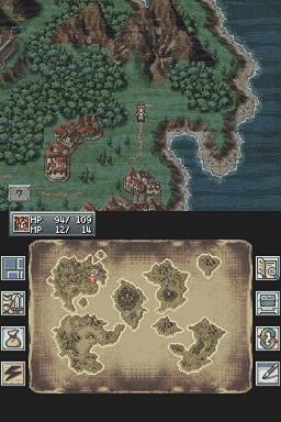 Chrono Trigger | World Map