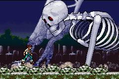 Shaman King - Master of Spirits | Giant Skeleton Boss