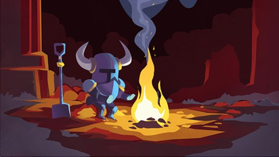 Shovel Knight | Fire