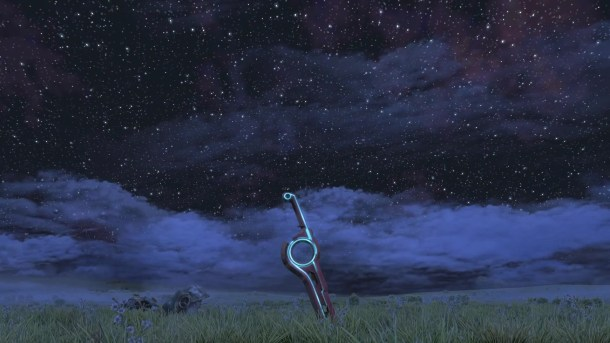 Soundtrack Study - Xenoblade - Night
