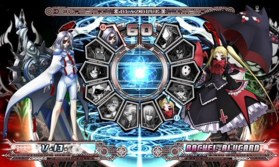 BlazBlue: Calamity Trigger - Characters | oprainfall