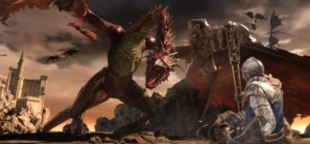 Dark Souls II   oprainfall