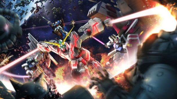 Dynasty Warriors: Gundam Reborn