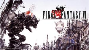 Final Fantasy VI for iPhone (Japanese)   Cover Art