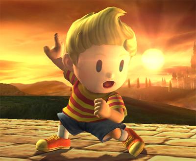 Character of the Week: Lucas - Smashing Saturdays   oprainfall