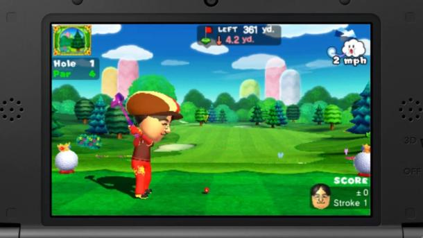 Mario Golf: World Tour—Satoru Iwata Mii Colorful - Nintendo Download Europe | oprainfall