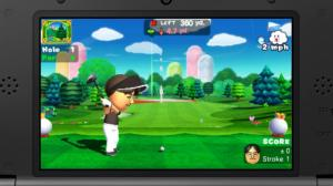 Mario Golf: World Tour—Satoru Iwata Mii Normal | Nintendo Direct (North America) 2014-02-13