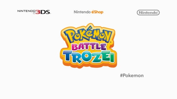Pokemon Battle Trozei