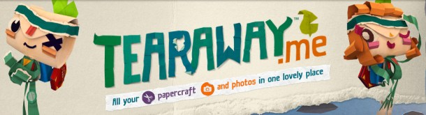 Tearaway - The Website | oprainfall