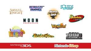 Upcoming 3DS eShop Games—Nintendo Direct (NA) 2014-02-13