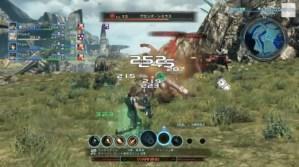 X Battle Screenhot 3