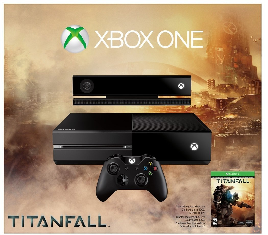 Xbox One Titanfall Bundle Available for Pre-Order - oprainfall