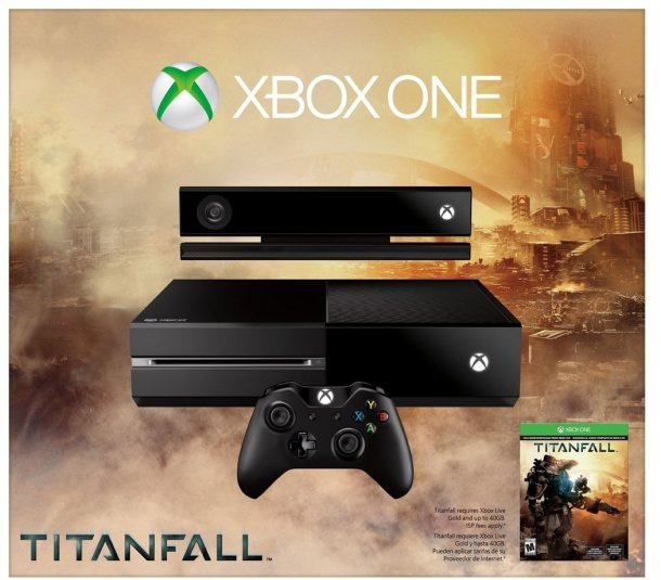 Xbox One Titanfall Bundle | oprainfall