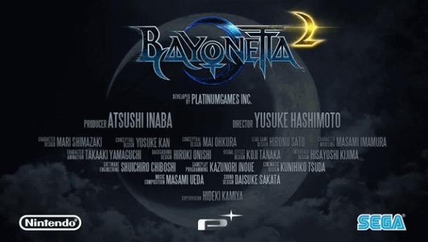 Bayonetta 2   Title